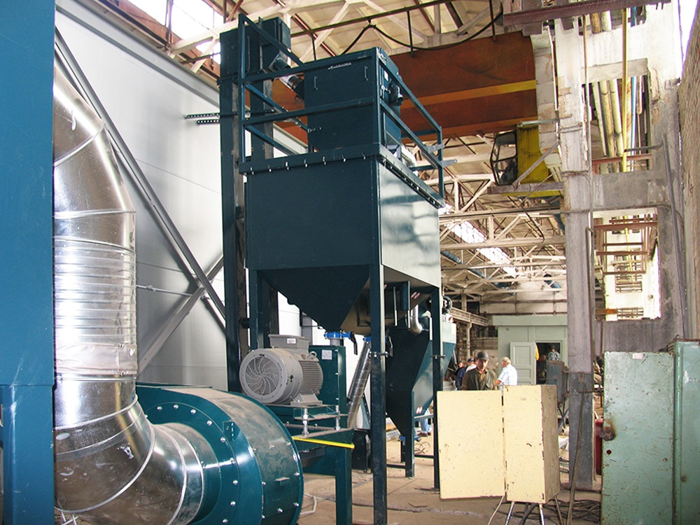 Surface Treatment Equipment And Blasting Booths Our
